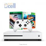 Xbox One S 500gb Forza Horizon 3 Hot Wheels Nuevo Sellado
