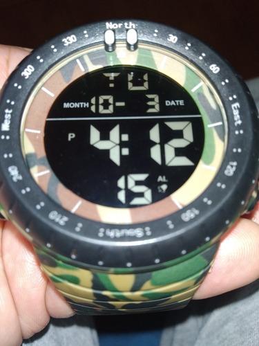 ae6107916e52 Reloj Tactico Militar Digital Deportes Natación