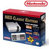 Nintendo Mini Nes Classic Edition Hdmi 30 Videojuegos