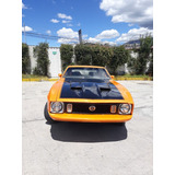 Mustang Mach 1 Clasico