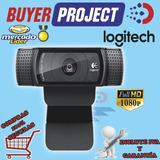 Webcam Camara Web Full Hd Logitech C920 Con Microfono Incor