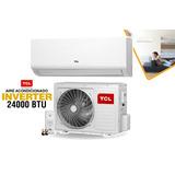 Aire Acondicionado Tcl 24000 Btu Inverter Incluido Iva