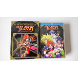 Slayers: Los Justicieros Dvd/blu-ray Originales 6 Temporadas