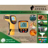 Termómetro Laser Digital Infrarrojo De -50° A +950° C Nuevo