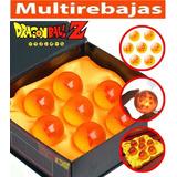 Exclusivas Esferas Coleccionables De  Dragon Ball Z Cm En Tv