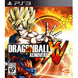 Dragon Ball Xenoverse - Para Ps3 - Digital - Promoción