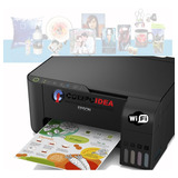Epson L3150 Sistema Tinta Original+tinta Sublimación Sublima