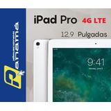 iPad Pro 12,9 Pulgadas 4g Lte  Wifi 256gb Incluye Iva