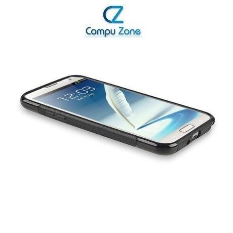 Protector Case De Poliuretano De Goma X Samsung Note 2 N7100
