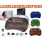 Teclado Control Inalámbrico Smart Tv, Laptop, Tv Box