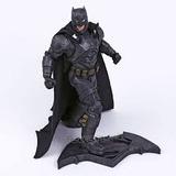 Figura Batman Vs Superman Hecha En Resina De 28 Cm Aprox