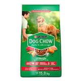 Dog Chow Adultos Medianos Y Grandes Y Cachorros Todos 22.7kg