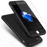 Case Estuche 360 iPhone 5 Se 6 7 8 X Xs Xr Plus S8 S9 S10