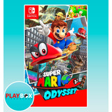Super Mario Odyssey Nintendo Switch [digital]
