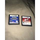 Juegos Nintendo Ds, Pokemon Y Ace Attorney.