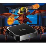 Tv Box X96 Mini Original 4k 2gb 16gb + 8000 Canales Gratis *