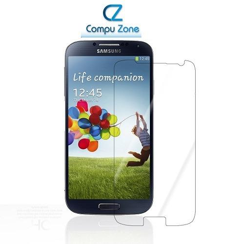 Mica Transparente Para Samsung Galaxy S4 Gt-i9500