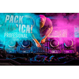 Pack De Música- Remix Y Original-500 Gigas Ideal Para Djs