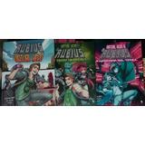Paquete 3 Libros Rubius Virtual Hero 1, 2 Y 3 Precio Oferta