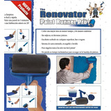 Rodillo The Renovator Paint Runner Pro Con Acsesorios