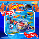Pistas Y Carros Hot Wheels