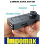 Camara Hd Boton Espia Usb Graba Audio Video @16gb Recargable