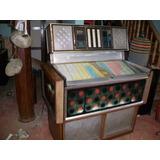 Antigua Rockola Rowe Ami, 100 Discos, Funcionando Muy Bien
