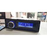 Radio Carro Mp3 Usb Sd Fm Aux +contol Remoto