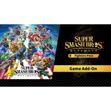 Super Smash Bros Ultimate Fighters Pass Nintendo Switch Dlc