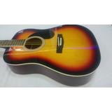 Guitarra Electro Acústica  + Estuche Correa