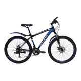 Bicicleta Aro 26 Samper Aluminio 21v Shimano Liquidacion