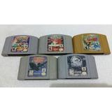 Juegos Nintendo 64 N64