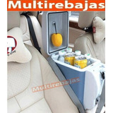 Refrigerador Portatil Nevera Para Vehiculos 12v Hielera 7,5l