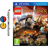 Lego The Lord Of The Rings Ps Vita Original Sellado Psvita