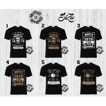 Personalizacion De Camisetas Y Buzos Para Cumpleaños