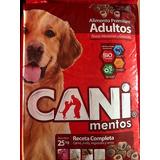 Cani Adultos R. Med Y Grand 25kg Entrega Gratuita Quito