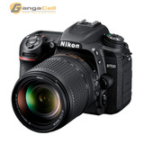 Nikon D7500 Cámara 4k Ultra Hd 20.9mp +lente 18-140mm
