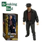 Muñeco Coleccionable Heisenberg Breaking Bad Original Nuevo