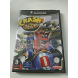 Crash Nitro Kart Game Cube Original