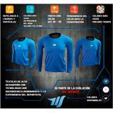 Buso Licra Termica  Deportiva Especial (tecnologia Laftech)