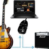 Interfaz Asio De Guitarra A Usb Guitarlink