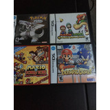 Juegos De Mario Luigi Donkey Pokemon Sonic