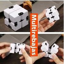 Cubo Rubik Infinito  Anti Estres Ansiedad Mejora La Memoria