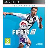 Fifa 19 - Ps3 - Digital - Latino + Regalo!