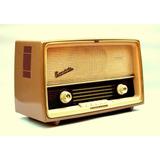 Radio Antiguo Telefunken