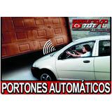 Motor Automático Puerta Garaje Eléctrico Corredizos Batiente
