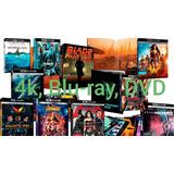 Peliculas Digitales 4k, Blu-ray, Dvd