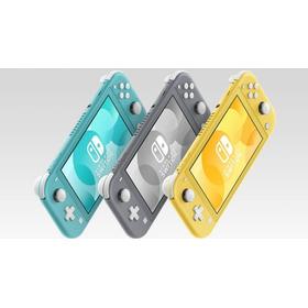 Nuevo¡¡ Nintendo Switch Lite Amarillo/ Turqueza  +juego