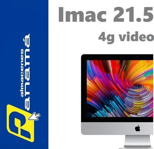 iMac 21.5 Mne02e/a Retina  4gb Video 1tb 8gb Ram