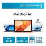Apple Macbook Air 13 Retina Display I5 128gb 8gb 2018 Touch